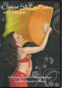 Chinese Silk Fan Fusion DVD