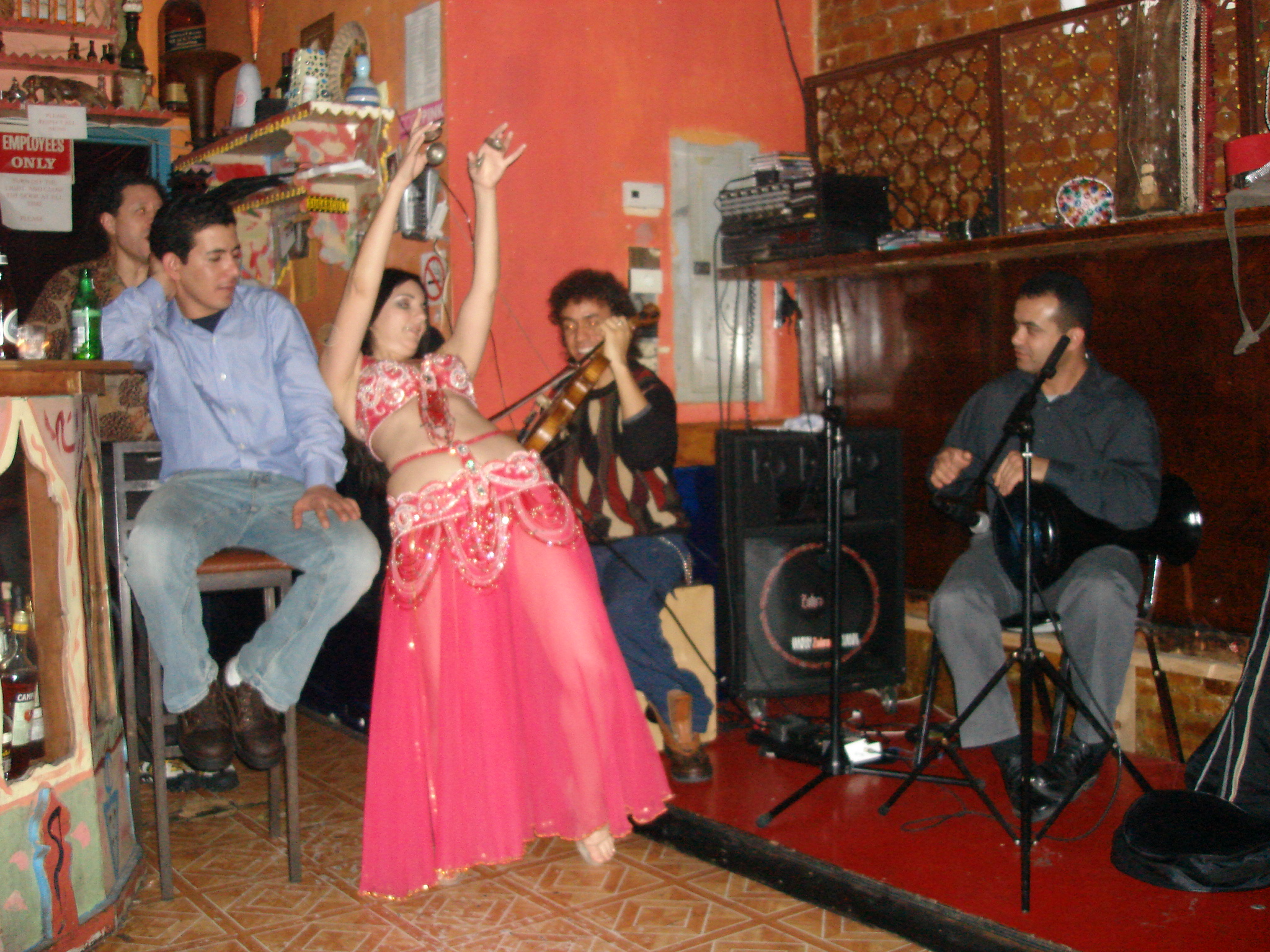 Belly Dancing: Are You SURE You Want to Use THAT Song?